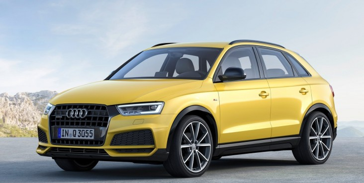 Audi Q3 tuning review