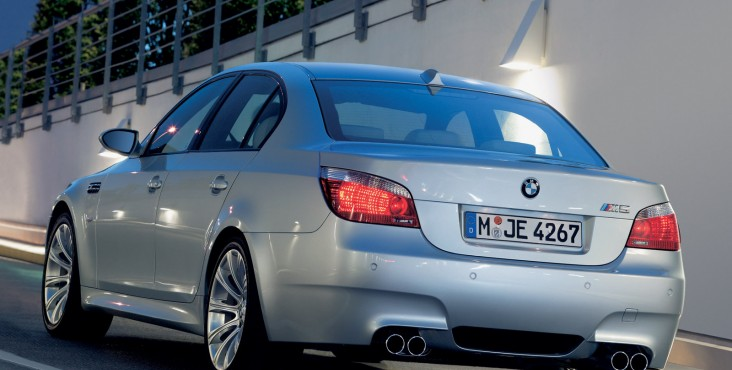 BMW Serie 5 tuning review