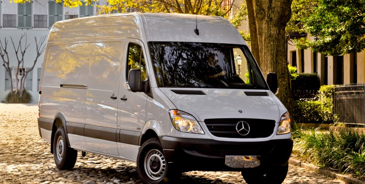 Mercedes Sprinter > 2010 tuning review